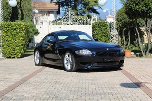 BMW Z4M Coupé For Sale by Auction