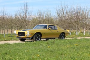 Chevrololet Camaro SS For Sale by Auction