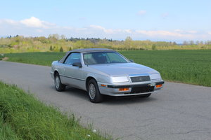 Chrysler Lebaron Convertible For Sale by Auction