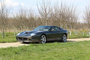 Ferrari 575 Superamerica For Sale by Auction