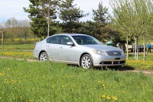 Infiniti M35X For Sale by Auction