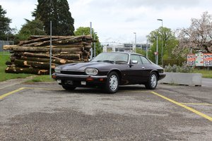 Jaguar XJ-S For Sale by Auction