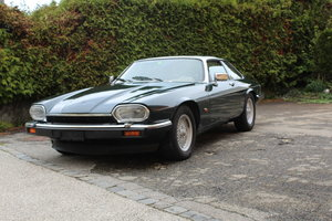 Jaguar XJS For Sale by Auction