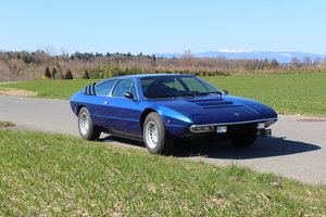 Lamborghini Urraco P250 For Sale by Auction