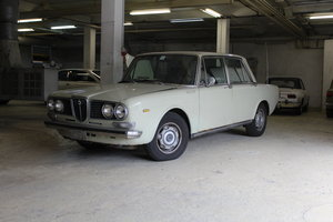 Lancia Berlina 2000 For Sale by Auction