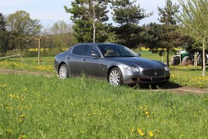 Maserati Quattroporte For Sale by Auction