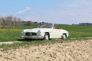 Mercedes 190 SL For Sale by Auction