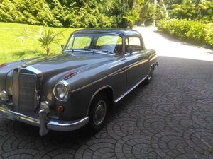 Mercedes 220 SE Coupé For Sale by Auction