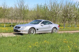 Mercedes SL 500 For Sale by Auction