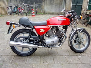 1978 Morini 3 1/2 GT with Sportslooks