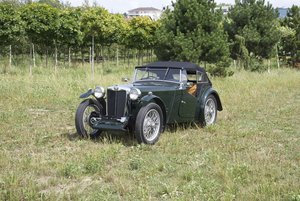 MG TA For Sale by Auction