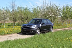 Mini Coooper Paceman For Sale by Auction