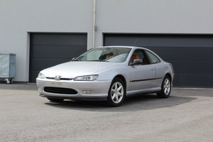 Peugeot 406 Coupé V6 For Sale by Auction