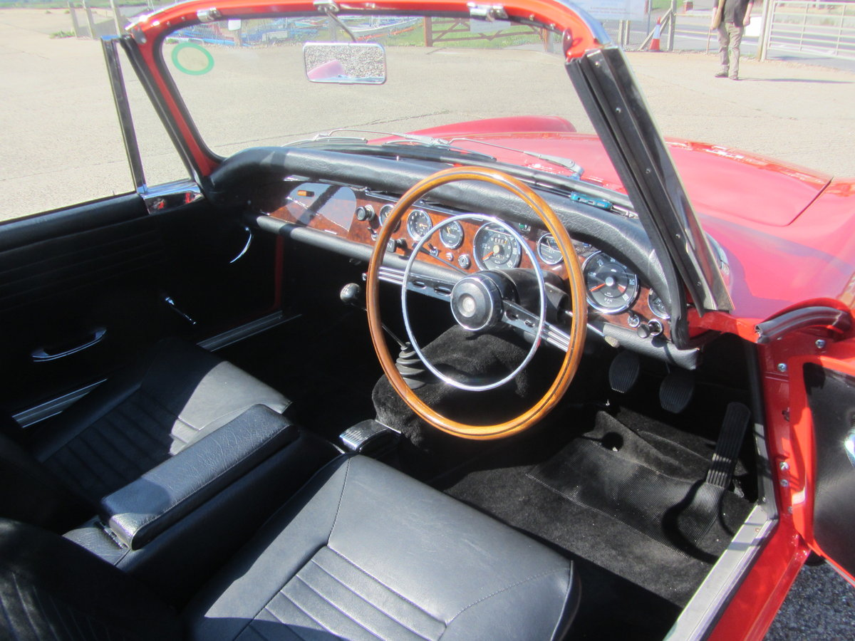 Sunbeam Alpine Series 1v 1965 SOLD (picture 4 of 6)