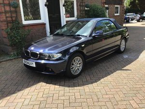 2004 BMW 318Ci SE Convertible For Sale