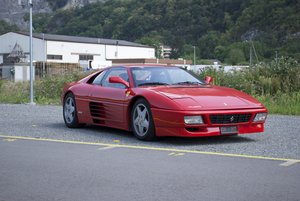 Ferrari 348 TB For Sale by Auction