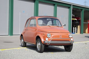 Fiat 500 For Sale by Auction
