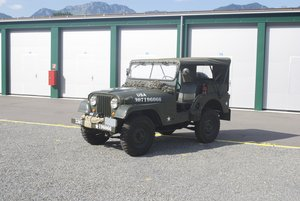 Kaiser Jeep For Sale by Auction