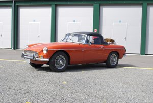 MGB For Sale by Auction