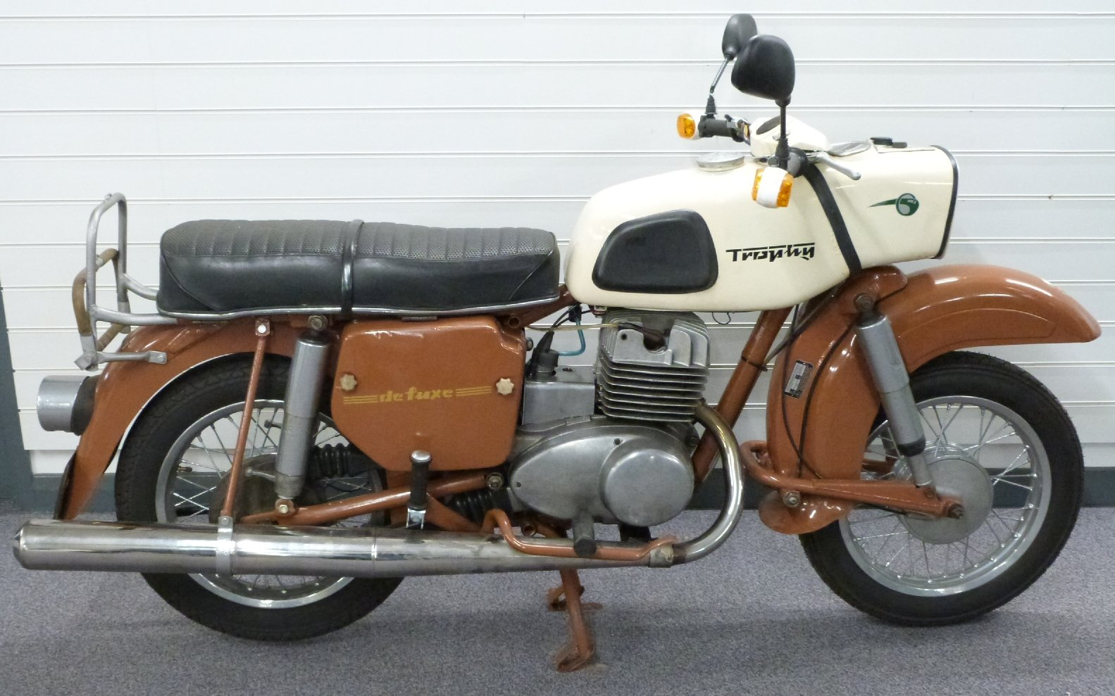 1972 MZ Trophy ES250/2 For Sale by Auction (picture 1 of 6)