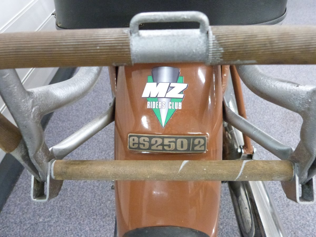 1972 MZ Trophy ES250/2 For Sale by Auction (picture 5 of 6)
