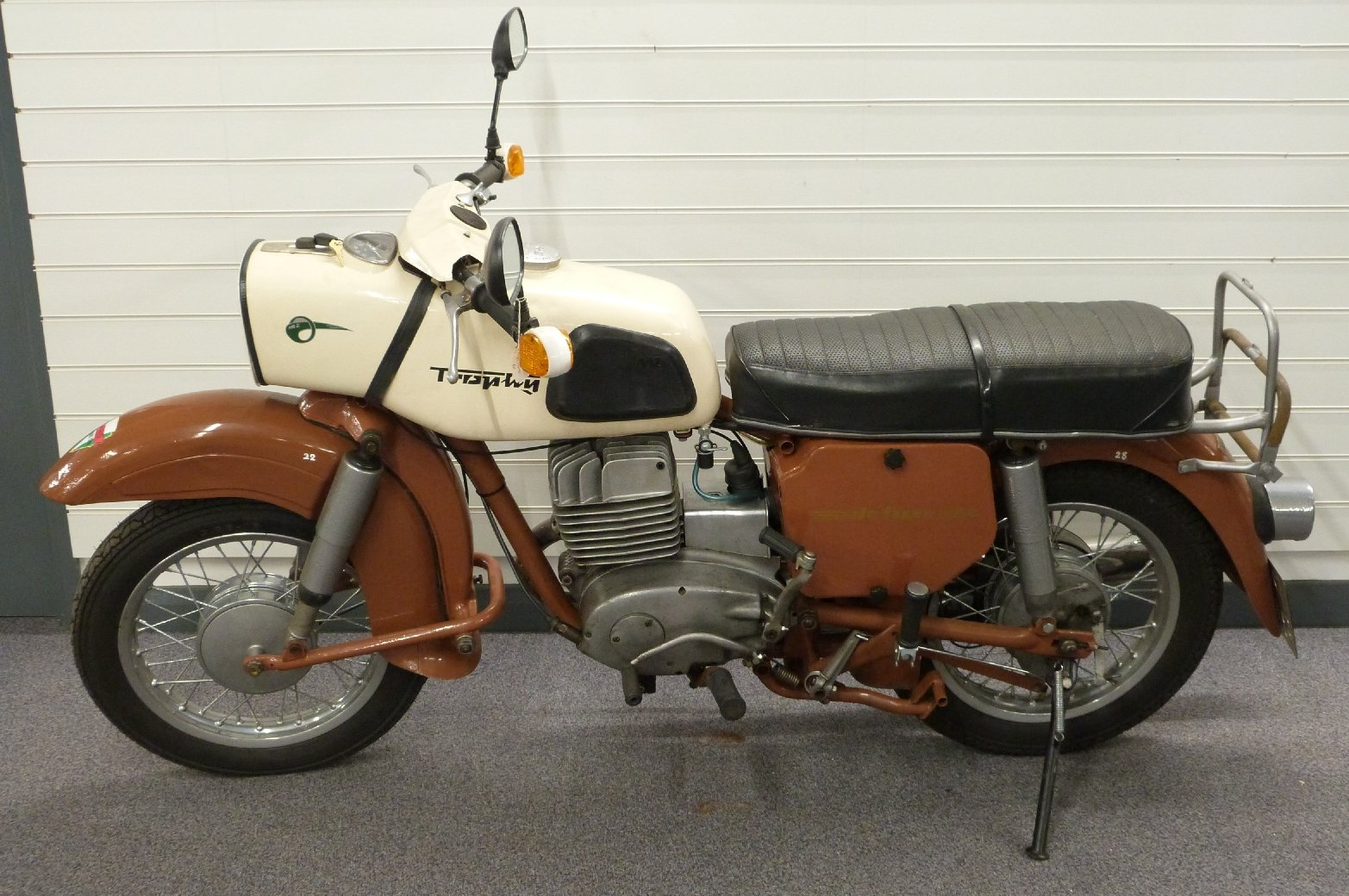 1972 MZ Trophy ES250/2 For Sale by Auction (picture 6 of 6)