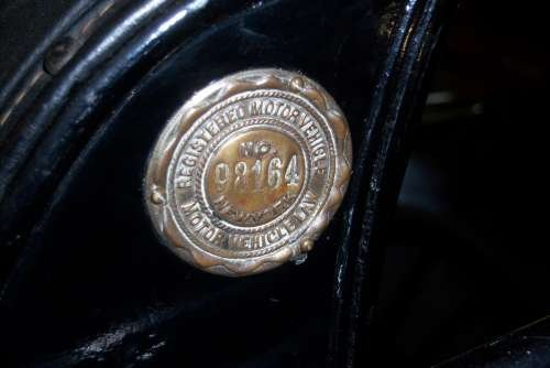1909 Sears Model K Motor Buggy For Sale (picture 6 of 6)