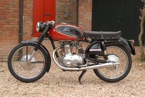 1955 Parilla 175 Lusso Veloce For Sale