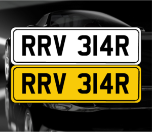"RRV 314R ""Range Rover Velar registration' For Sale"