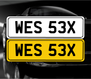 WES 53X 'The ultimate Wessex registration'  For Sale