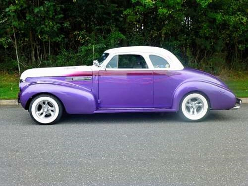 1940 Buick Coupe For Sale (picture 1 of 6)
