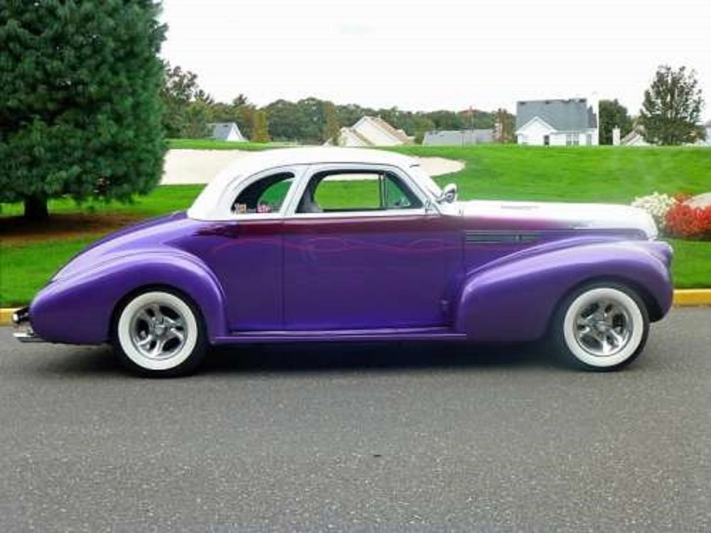 1940 Buick Coupe For Sale (picture 2 of 6)