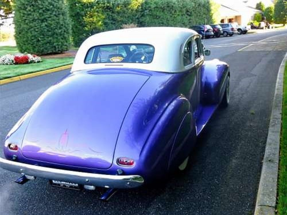 1940 Buick Coupe For Sale (picture 4 of 6)