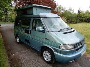 2003 Volkswagen Autosleeper Trooper LE For Sale