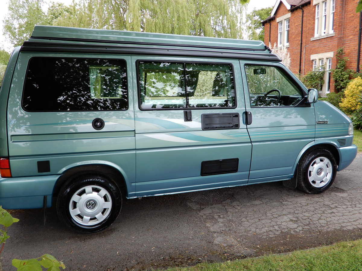 2003 Volkswagen Autosleeper Trooper LE For Sale (picture 2 of 6)