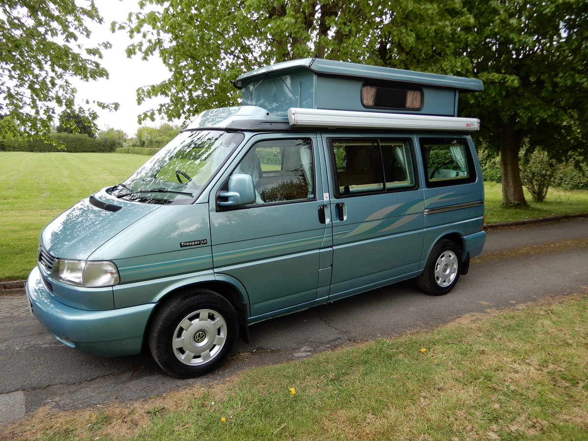 2003 Volkswagen Autosleeper Trooper LE For Sale (picture 3 of 6)