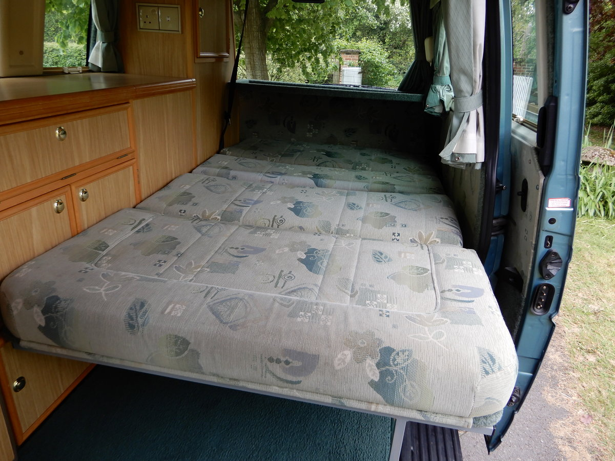 2003 Volkswagen Autosleeper Trooper LE For Sale (picture 6 of 6)