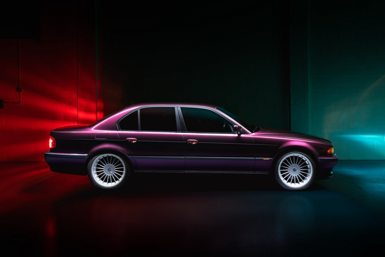 1999 BMW Alpina B12 6.0 e38 RHD 1 of 7 For Sale (picture 1 of 6)
