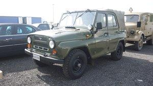 1989 UAZ Jeep For Sale by Auction