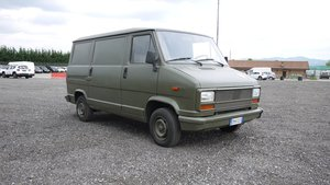 1989 Iveco Ducato Military Van For Sale by Auction
