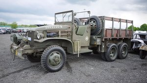1942 GMC CCKW-353 For Sale by Auction