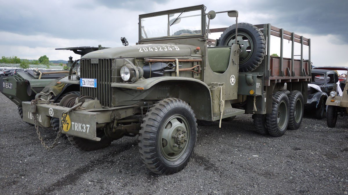 1942 GMC CCKW-353 For Sale by Auction (picture 2 of 6)