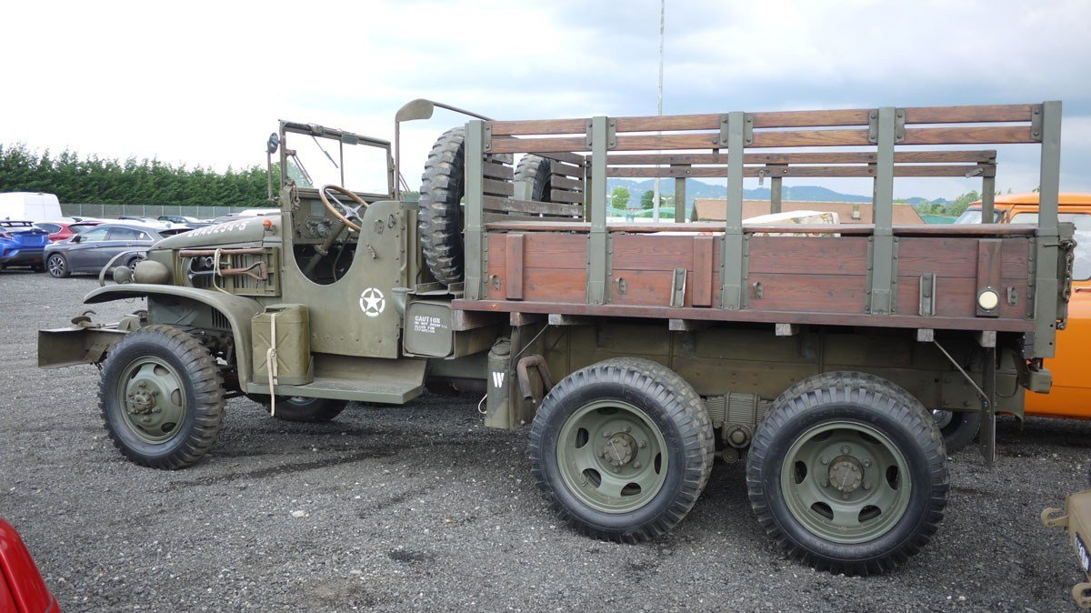 1942 GMC CCKW-353 For Sale by Auction (picture 3 of 6)