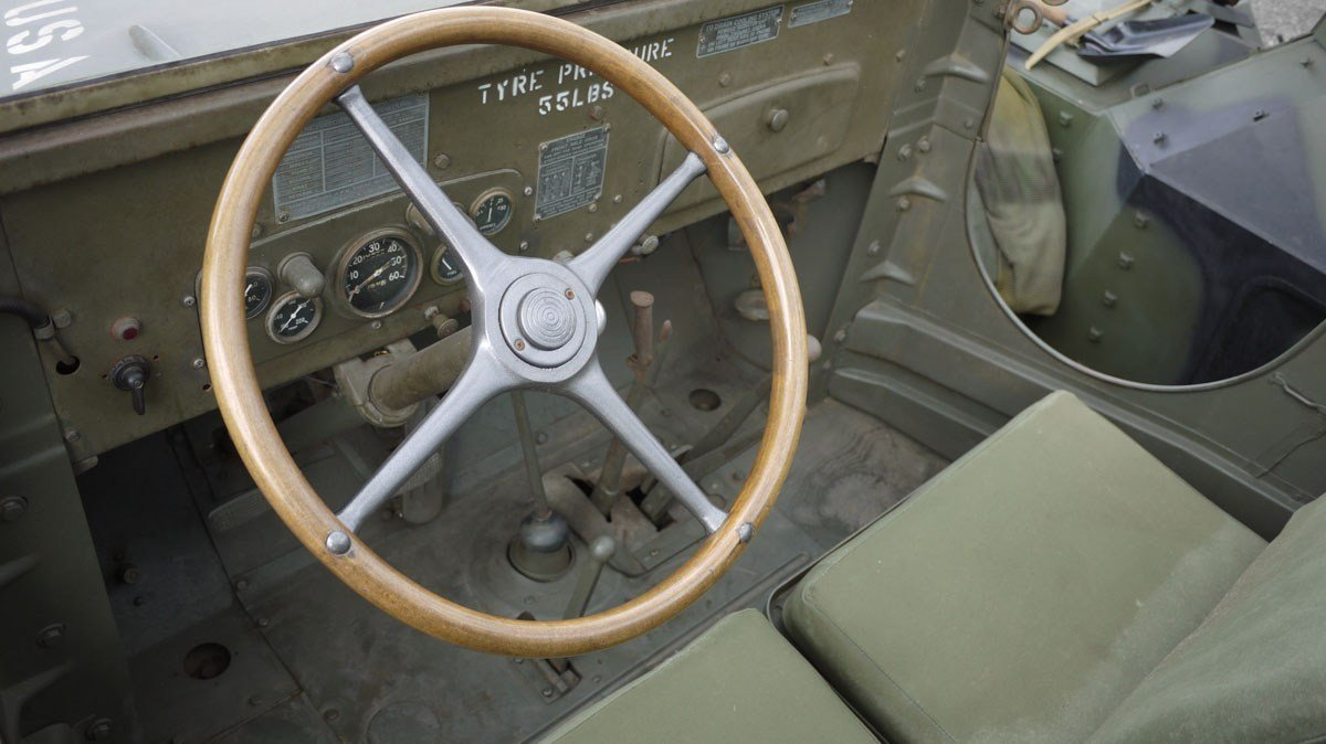 1942 GMC CCKW-353 For Sale by Auction (picture 6 of 6)