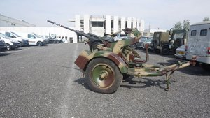 Flak AD 1 anti-aircraft gun For Sale by Auction