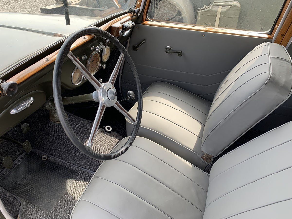 1939 Mercedes-Benz 170 V For Sale by Auction (picture 4 of 4)