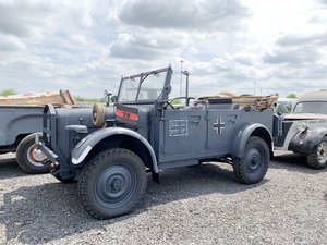 1939 Stoewer R200 Spezial Troop Carrier For Sale by Auction