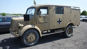 1944 Mercedes-Benz L1500 S For Sale by Auction