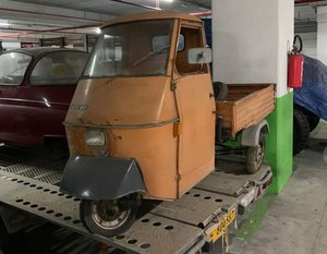 Piaggio Ape For Sale by Auction
