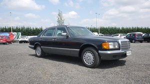 1985 Mercedes-Benz 380 SE For Sale by Auction